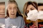 En desperat dotter ser till att bli anställd i tvättstugan på ett vårdhem för att kunna få träffa sin äldre mamma