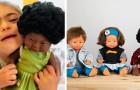 Per la prima volta viene realizzata una collezione di bambole di etnie diverse e con Sindrome di Down