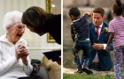 16 foto emozionanti dimostrano come le persone siano ancora capaci di compiere atti di gentilezza