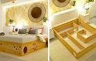 Un'azienda crea uno speciale letto-labirinto, perfetto per i gatti e per i loro amici umani