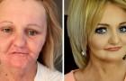 Ein Make-up-Künstler schafft es, all seine Kunden in vollkommen andere Menschen zu verwandeln