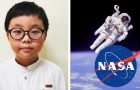 Die NASA wählte die Idee eines 9-jährigen Jungen, um Astronauten bei Weltraummissionen den Toilettengang zu ermöglichen