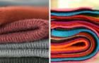 La méthode pratique et facile pour obtenir du feutre en recyclant de vieux pulls en laine