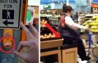 Extremt respektlösa personer - dessa 14 bilder på människor som inte vet hur man uppför sig kommer att driva dig till vansinne