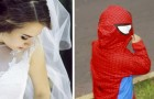 An uncaring bride doesn't want her autistic nephew to dress up as Spider-Man at her wedding