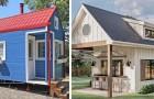Sempre più persone scelgono di vivere nelle mini-case: abitazioni piccole, economiche e super-pratiche