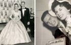 15 stunning wedding photographs from yesteryear that look like they came out of a movie set