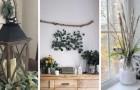 10 solutions plus belles les unes que les autres pour décorer la maison avec des fleurs et des plantes durant l'hiver