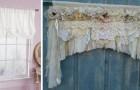 11 delicate tendine fai da te, per decorare con eleganza finestre e non solo