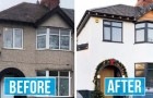 Una donna trasforma la sua casa grigia e noiosa in una residenza di lusso: le immagini sono sorprendenti