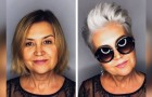 16 women who, after the age of 40, wanted to cut their hair short to maintain a more youthful look