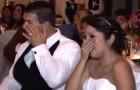 La sorpresa di questo padre al matrimonio della figlia fa piangere tutti gli invitati