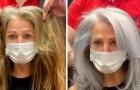 15 mujeres que han preferido lucir toda la belleza de sus cabellos grises en vez de hacerse un color nuevo