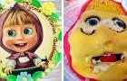 19 persone che hanno provato a creare torte belle ed elaborate ma hanno miseramente fallito