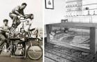 19 kuriose Erfindungen aus der Vergangenheit zeigen uns die altmodischsten und extravagantesten Seiten der Technik