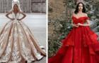 15 Hochzeitskleider, die Bräute in Märchenprinzessinnen verwandeln konnten