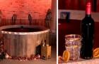 In questa spa si può fare l'idromassaggio nel vin brulé: una pausa relax a dir poco originale