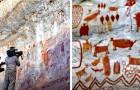 Scoperti in Amazzonia migliaia di dipinti risalenti a 12.500 anni fa: è la