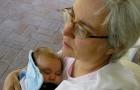 En påträngande svärmor byter namn på sitt barnbarn medan mamman är på sjukhus