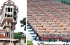 18 architetti che hanno progettato edifici così assurdi che sembrano usciti da scene apocalittiche
