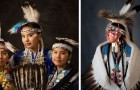 Questo fotografo ritrae i Nativi americani in affascinanti scatti pieni di orgoglio e resilienza