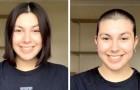 10 donne che hanno deciso di tagliare i loro capelli in maniera drastica con risultati sorprendenti