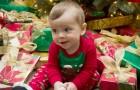 Riempire di regali i nostri figli a Natale può trasformarli nel tempo in bambini pigri e viziati