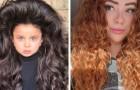 14 Menschen, die mit Stolz die ganze Schönheit ihrer beneidenswerten Haare zeigen
