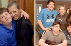A teacher decides to adopt his pupil with Down syndrome after his mother has passed away