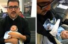 En präst adopterar en bebis med Downs syndrom som blivit övergiven men nu har han äntligen en familj