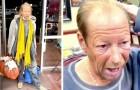 Ein Obdachloser betritt einen Friseursalon und erhält einen außergewöhnlichen kostenlosen Haarschnitt