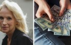 The mother-in-law offers $10,000 to her son's girlfriend to get her to leave him: she accepts