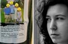 De man gaat ervan door met zijn minnares: zijn ex-vrouw neemt wraak door zijn buurt vol te hangen met posters