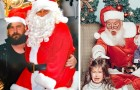 20 Fotos vom Weihnachtsmann, die zu grotesken und urkomischen Momenten wurden