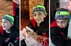 A 10-year-old boy is moved when he finds a little sister adopted by his parents under the Christmas tree
