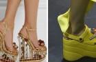 15 images de chaussures vous feront vous interroger sur ce que les stylistes et les designers entendent par