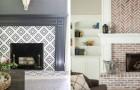 12 solutions toutes plus belles les unes que les autres pour meubler et décorer avec goût le coin de la cheminée