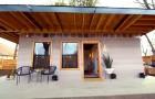 Dieses 3D-gedruckte Haus ist mit allem Komfort ausgestattet und verspricht, das Problem der Obdachlosigkeit zu lösen