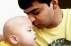 Un papà single si prende cura di un bambino affetto da sindrome di Down che nessuno voleva più adottare