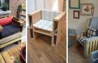 11 fauteuils faits avec des palettes et du bois de récup dont vous pouvez vous inspirer pour meubler avec le DIY