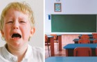 4-year-old boy is the only one in the class without a Christmas present: punished by the teachers for being