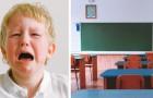 En pojke på 4 år är den enda i klassen som inte får någon julklapp som straff av fröknarna för att han är