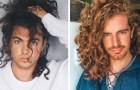 20 hombres decidieron dejarse crecer el cabello y se muestran orgullosos de sus increíbles nuevos looks