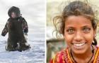 De afbeeldingen van deze fotograaf laten ons zien wat het betekent om een kind te zijn in verschillende delen van de wereld