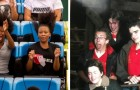 15 leuke foto's gemaakt tijdens een rit in de achtbaan waarbij je je adem inhoudt