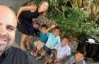 Un couple adopte quatre petits frères pour qu'ils puissent enfin tous vivre sous le même toit