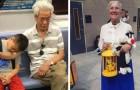17 nonni che con i loro piccoli gesti hanno rivelato un amore incondizionato per i propri nipoti
