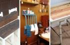 10 idées brillantes pour récupérer vos vieilles chaises et les transformer en objets déco originaux