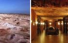 Draußen trostlos, unter der Erde bevölkert: In dieser australischen Stadt leben die Menschen in einem dichten Netz von Höhlen