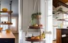 12 propositions toutes plus belles les unes que les autres pour réaliser de fantastiques étagères suspendues DIY